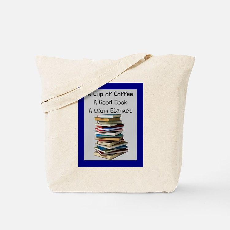 book lovers blanket 4 Tote Bag