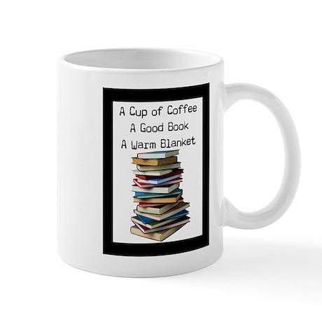 Book Lovers Blanket 3 Mug
