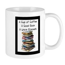 Book Lovers Blanket 3 Mug