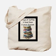 Book Lovers Blanket 3 Tote Bag
