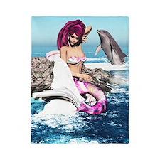 Mermaid Twin Duvet