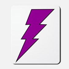 The Lightning Bolt 9 Shop Mousepad