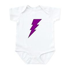 The Lightning Bolt 9 Shop Infant Bodysuit