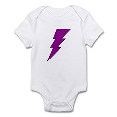 The Lightning Bolt 9 Shop Infant Bodysuit