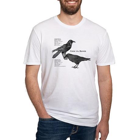 Crow vs. Raven - T-Shirt