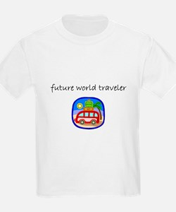 future world traveler.bmp T-Shirt