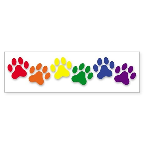 Family Pooches.jpg Bumper Sticker