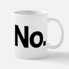 No. Small Small Mug