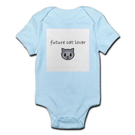 future cat lover.PNG Body Suit