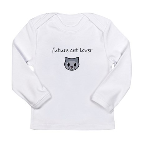future cat lover.PNG Long Sleeve T-Shirt