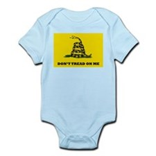 Dont Tread on Me Flag Body Suit