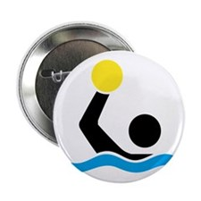 "waterpolo 2.25"" Button"