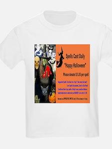Halloween Witch Spells T-Shirt