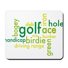 golf Mousepad
