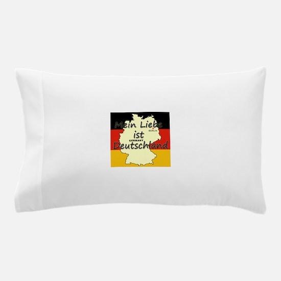Mein Liebe ist Deutschland - My Love is Germany Pi