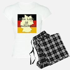 Mein Liebe ist Deutschland - My Love is Germany Pa