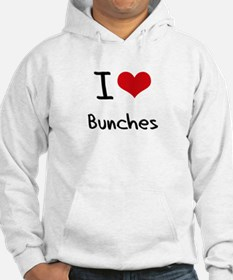 I Love Bunches Hoodie