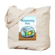 We Moved housewarming party Tote Bag