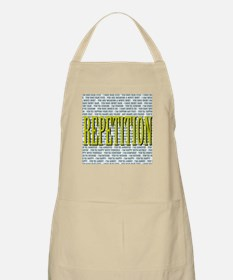 Repetition BBQ Apron