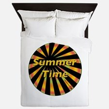 Summertime Queen Duvet