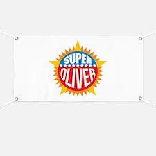 Super Oliver Banner