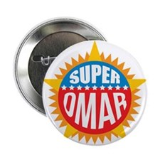 "Super Omar 2.25"" Button (10 pack)"