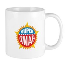 Super Omar Small Mugs