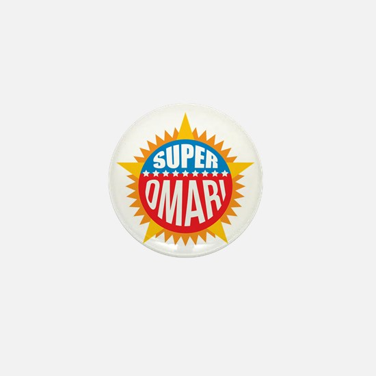 Super Omari Mini Button