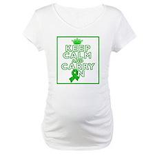 TBI Keep Calm Carry On Shirt