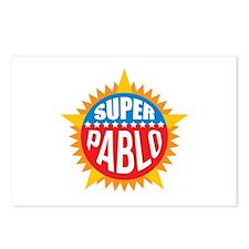 Super Pablo Postcards (Package of 8)