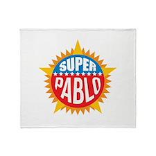 Super Pablo Throw Blanket