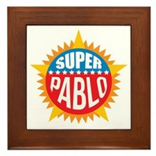 Super Pablo Framed Tile
