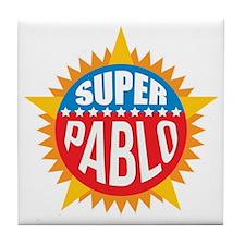 Super Pablo Tile Coaster