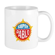 Super Pablo Small Mugs