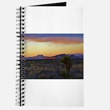 a desert evening Journal