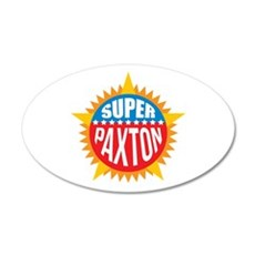 Super Paxton Wall Decal