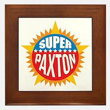 Super Paxton Framed Tile