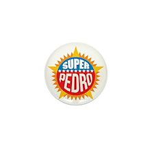 Super Pedro Mini Button