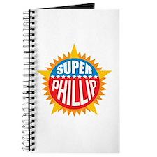 Super Phillip Journal