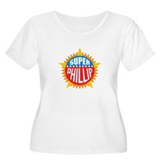 Super Phillip Plus Size T-Shirt