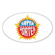 Super Porter Decal