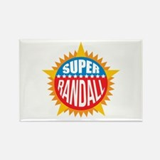 Super Randall Rectangle Magnet