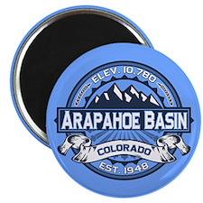 Arapahoe Basin Blue Magnet