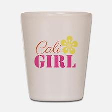 Cali Girl Shot Glass