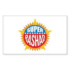 Super Rashad Decal