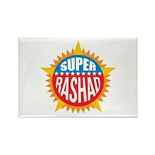 Super Rashad Rectangle Magnet
