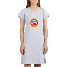 Super Reese Women's Nightshirt
