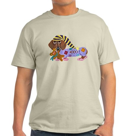 Dachshund Bedtime T-Shirt