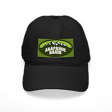 Arapahoe Basin Green Baseball Hat