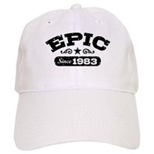 Epic Since 1983 Baseball Cap